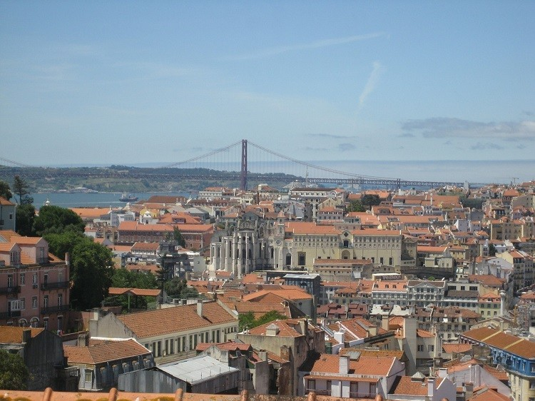 Przewodnik stolicy Portugalii